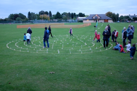 Girton Labyrinth