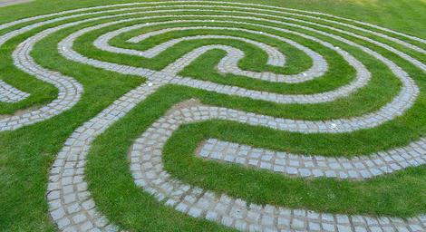Bedford Labyrinth