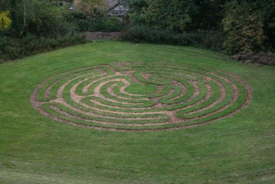 Mirfield Labyrinth